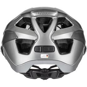 UVEX Quatro Integrale Casco, grey mat